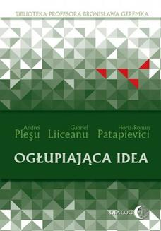 Ogłupiająca idea - ebook/epub