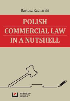 Polish Commercial Law in a Nutshell - ebook/pdf