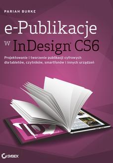 e-Publikacje w InDesign CS6 - ebook/pdf