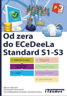 Od zera do ECeDeeLa Standard. S1-S3 - ebook/pdf
