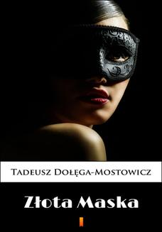 Złota Maska - ebook/epub