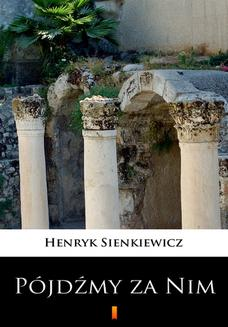 Pójdźmy za Nim - ebook/epub