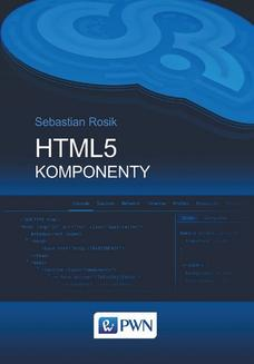 HTML5 Komponenty - ebook/epub