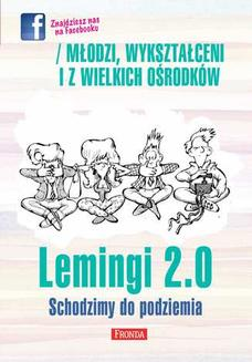 Lemingi 2.0 Schodzimy do podziemia - ebook/epub