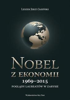Nobel z ekonomii 1969-2015 - ebook/pdf