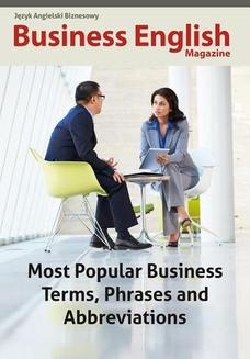 Most Popular Business Terms, Phrases and Abbreviations - ebook/pdf