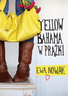 Yellow bahama w prążki - ebook/epub