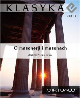 O masonerji i masonach - ebook/epub