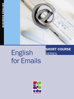 English for Emails - ebook/pdf