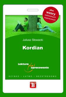 Kordian - ebook/pdf