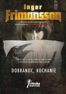 Dobranoc, kochanie - ebook/epub