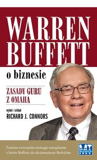 Warren Buffet o biznesie - ebook/pdf