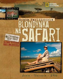 Blondynka na safari - ebook/pdf