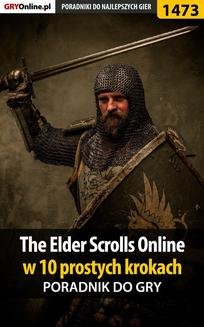 The Elder Scrolls Online w 10 prostych krokach - ebook/pdf