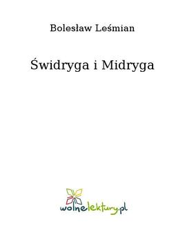 Świdryga i Midryga - ebook/epub