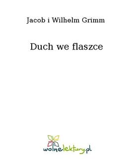Duch we flaszce - ebook/epub