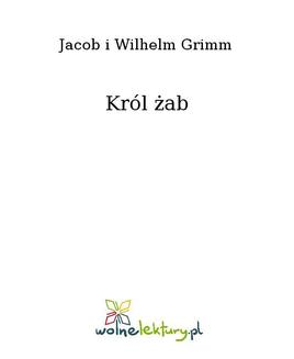 Król żab - ebook/epub