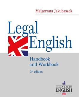 Legal English. Handbook and Workbook - ebook/epub