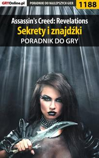 Assassin s Creed: Revelations - sekrety i znajdźki - poradnik do gry - ebook/pdf