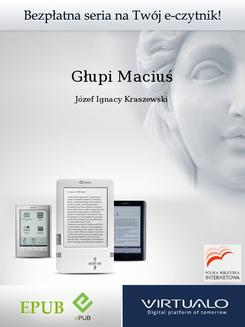 Głupi Maciuś - ebook/epub