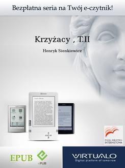 Krzyżacy , T.II - ebook/epub