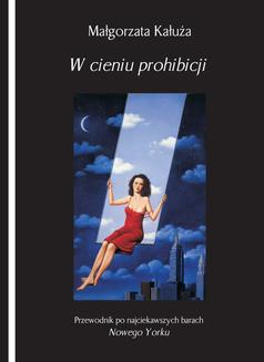 W cieniu prohibicji - ebook/epub