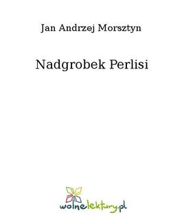 Nadgrobek Perlisi - ebook/epub