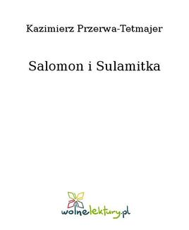 Salomon i Sulamitka - ebook/epub