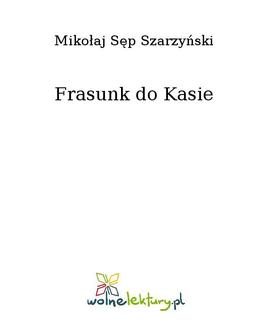 Frasunk do Kasie - ebook/epub