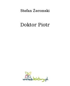 Doktor Piotr - ebook/epub