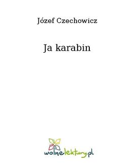 Ja karabin - ebook/epub