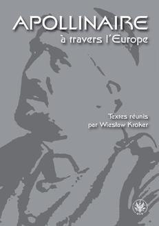 Apollinaire a travers l Europe - ebook/pdf