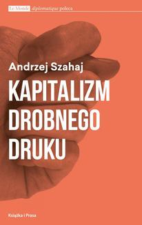 Kapitalizm drobnego druku - ebook/epub