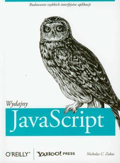 Wydajny JavaScript - ebook/pdf