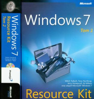 Windows 7 Resource Kit PL Tom 1 i 2 - ebook/pdf