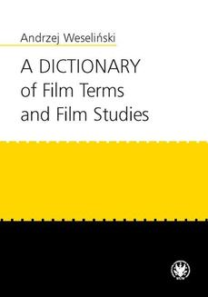 A Dictionary of Film Terms and Film Studies - ebook/pdf