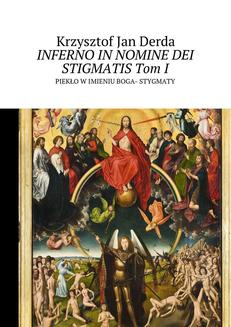 Inferno in nomine Dei. Tom I - ebook/epub