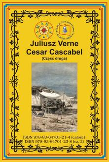 Cesar Cascabel. Część druga - ebook/epub