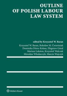Outline of Polish Labour Law System - ebook/pdf