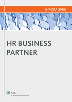Hr Business Partner - ebook/pdf