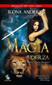 Magia uderza - ebook/epub
