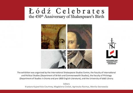 Łódź Celebrates the 450th Anniversary of Shakespeare s Birth - ebook/pdf
