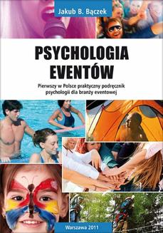 Psychologia eventów - ebook/pdf