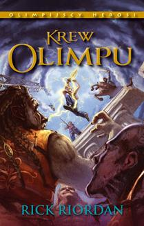 Krew Olimpu. Tom V Olimpijscy herosi - ebook/epub