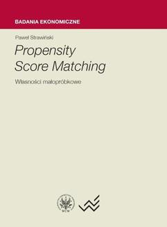 Propensity Score Matching - ebook/pdf