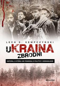 UKraina zbrodni - ebook/epub
