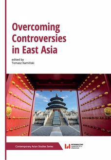 Overcoming Controversies in East Asia - ebook/pdf
