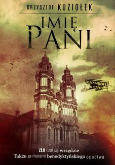 Imię Pani - ebook/epub