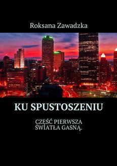 Ku spustoszeniu - ebook/epub
