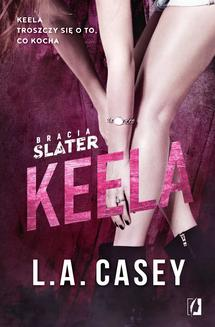Bracia Slater. Keela - ebook/epub